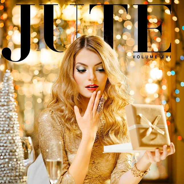Jute Magazine - Holiday Issue, cover